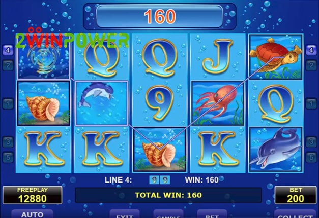 Some say that a dolphin is a man's best friend at sea, and you are about to find out the reason why in this Blue Dolphin slot machine.It is an online casino game released on 15 October , and it comes with a 5×3 interface and five paylines.Amatic certainly knows how to bring out the fun in any slot, and they have proven that in this title.
