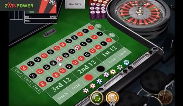 american roulette by playtech 15653298833189 image