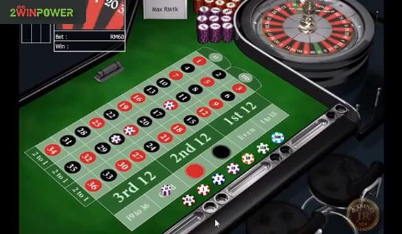 american roulette by playtech 15653298858816 image