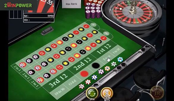 american roulette by playtech 15653298909822 image
