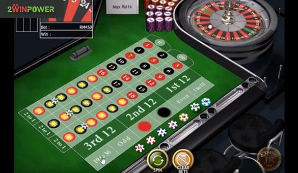 american roulette by playtech 15653298934076 image