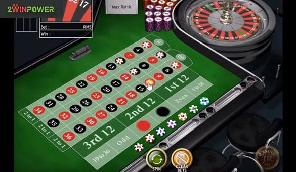 american roulette by playtech 15653298982379 image