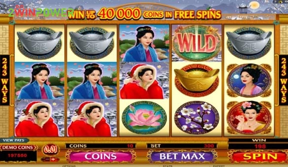 asianbeauty video slot by microgaming 15845576120809 image