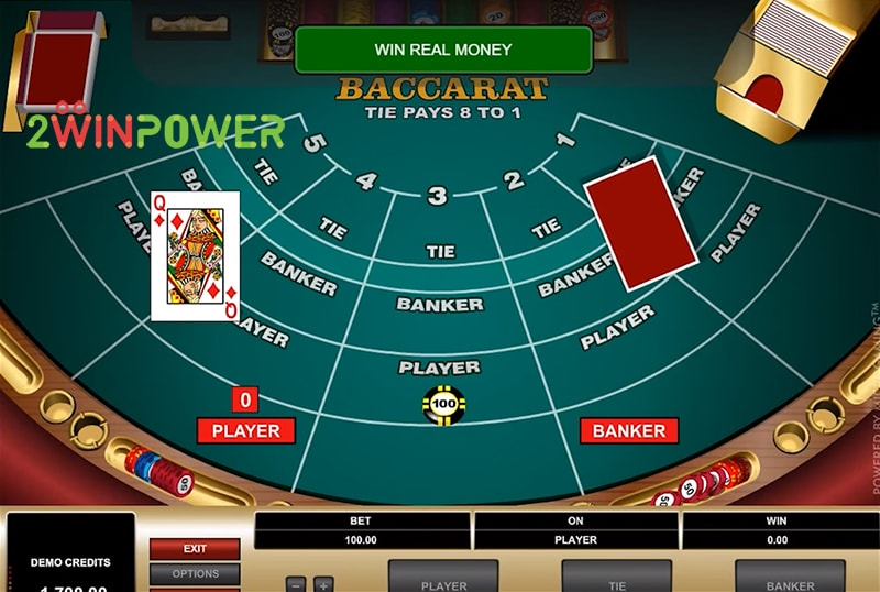 bakkara high limit baccarat 15461694707063 image