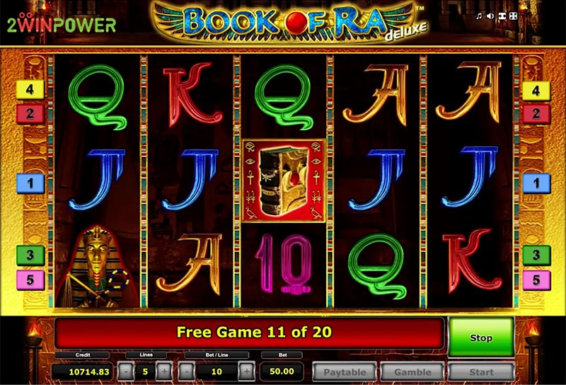 book of ra deluxe slot game by greentube 15299114426749 image