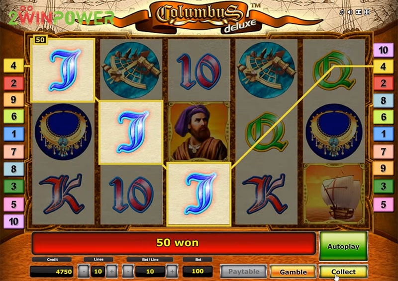 Slot Games Columbus