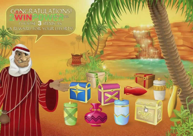 Desert treasure playtech ігровий автомат