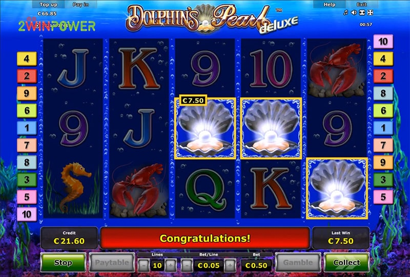 Dolphin Pearl Deluxe 2 Free