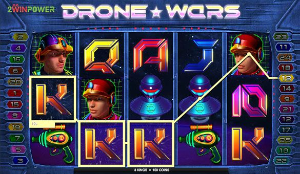 drone wars slot machine by microgaming 1565275633629 image