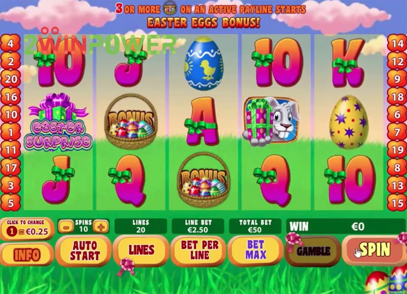 easter surprise html5 slot ot pleytek 15467980515384 image