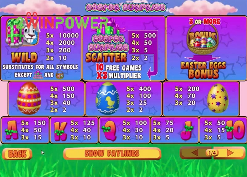 easter surprise html5 slot ot pleytek 15467980524014 image
