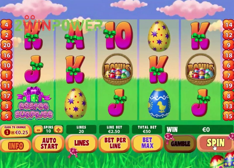 easter surprise html5 slot ot pleytek 15467980525856 image