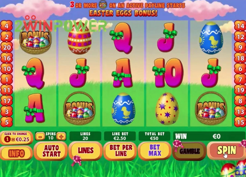 easter surprise html5 slot ot pleytek 15467980527858 image