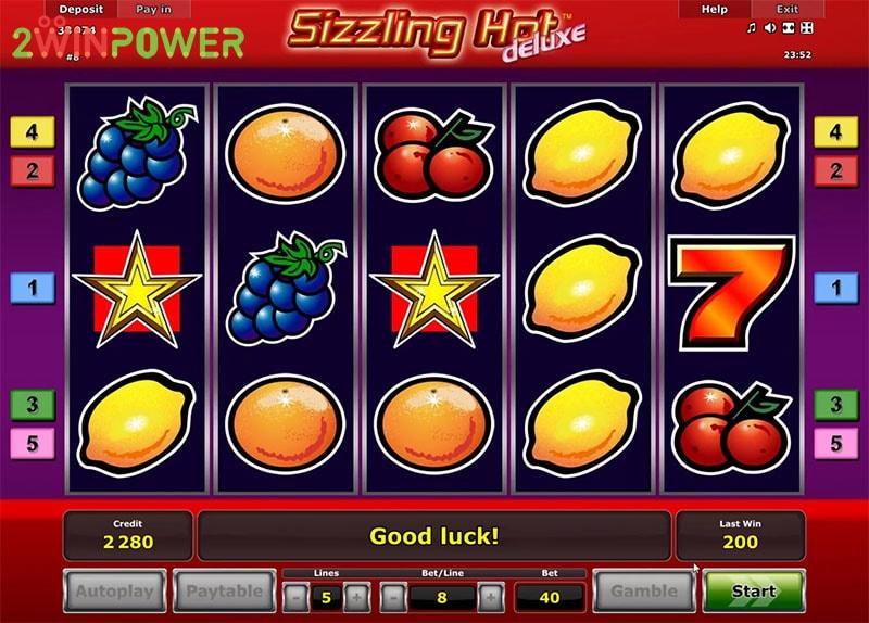 Sizzling Hot Games.Com