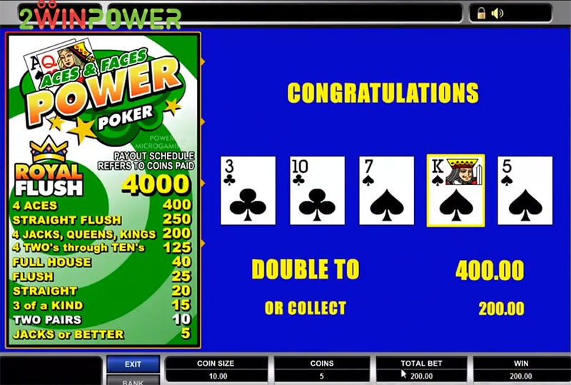 igra aces and faces power poker 15455083139741 image