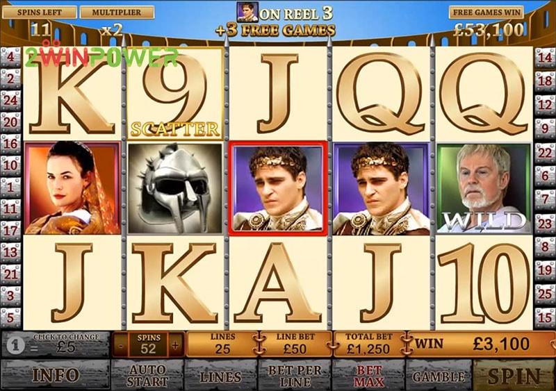 Виртуальное казино игровые автоматы