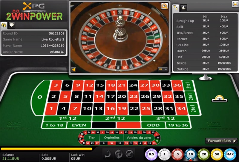 live roulette layv ruletka xpro gaming 15471131820995 image