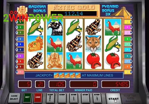 Игровой автомат шайба