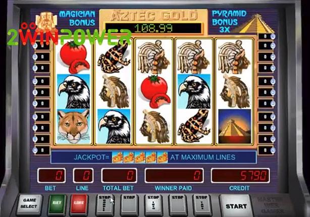 Электронные игровые автоматы