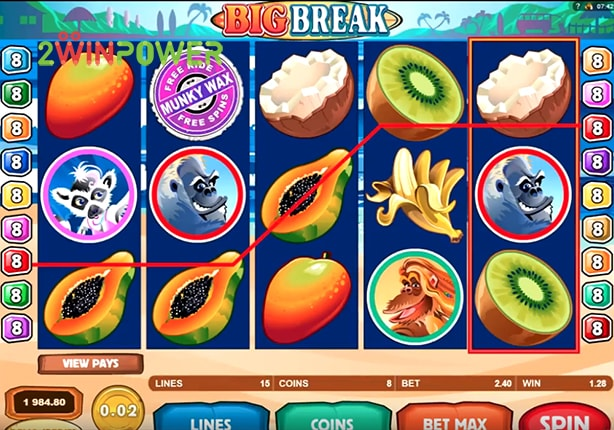 microgaming big break 15072187484862 image