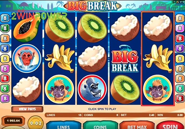 microgaming big break 15072187489163 image