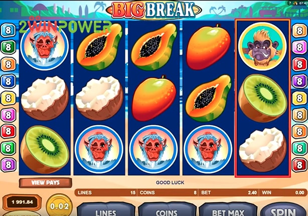 microgaming big break 15072187497872 image