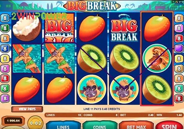 microgaming big break 1507218750216 image