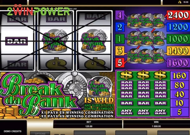 microgaming break da bank 15070150099473 image