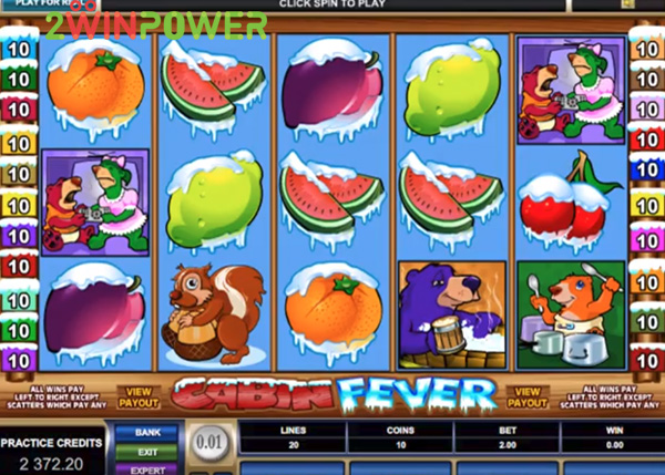 Spiele Cabin Fever - Video Slots Online