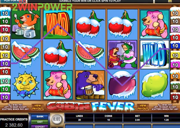 microgaming cabin fever 15066064859569 image