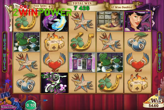 microgaming hot ink 15083337845575 image