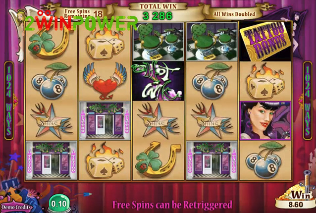 microgaming hot ink 15083337848955 image