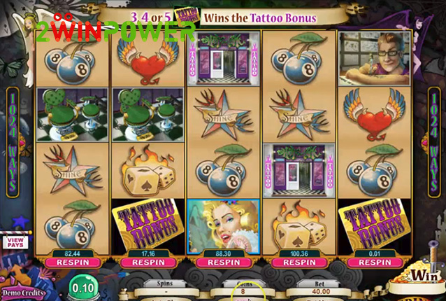 microgaming hot ink 15083337856801 image