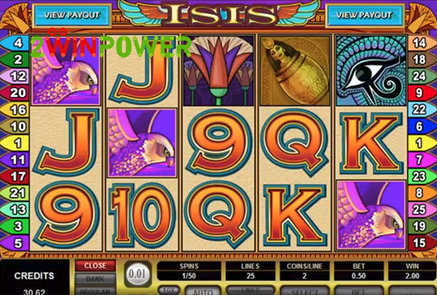 microgaming isis 15084185112464 image