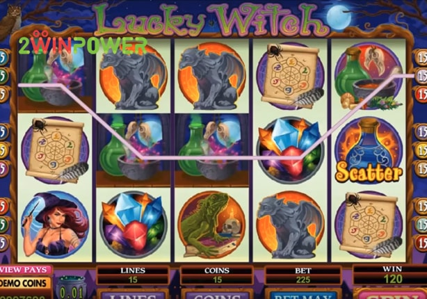 microgaming lucky witch 1507302430942 image