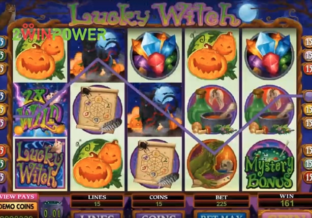 microgaming lucky witch 15073024313726 image