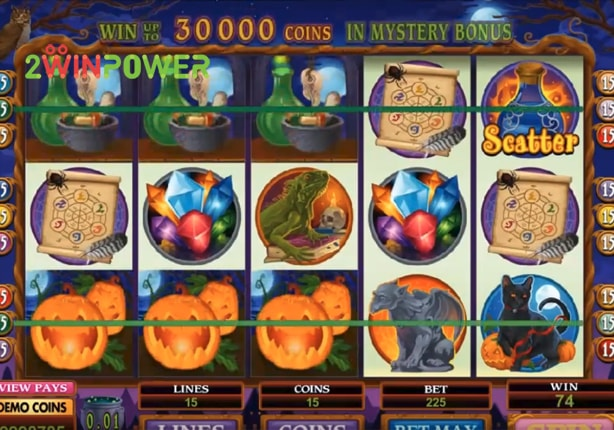 microgaming lucky witch 15073024322384 image