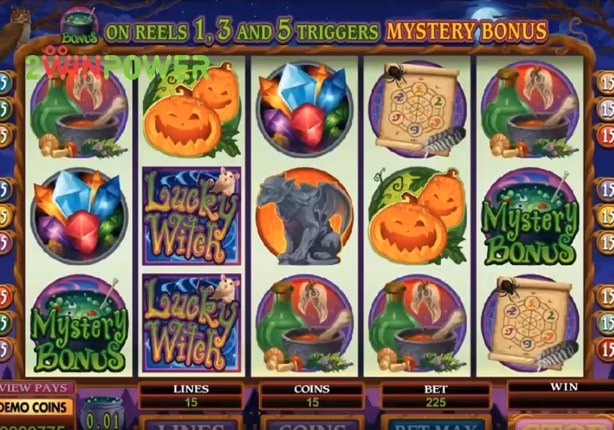 microgaming lucky witch 15073024335278 image