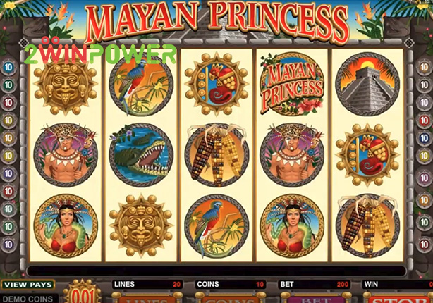 microgaming mayan princess 15078180922126 image