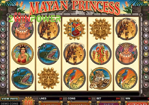microgaming mayan princess 15078180925362 image