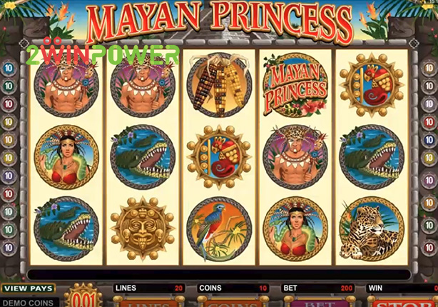 microgaming mayan princess 15078180928985 image