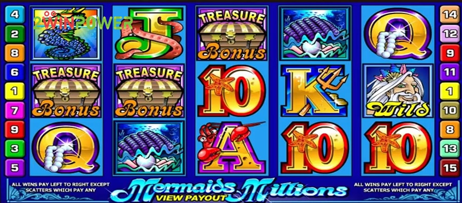 microgaming mermaids millions 15083964947938 image