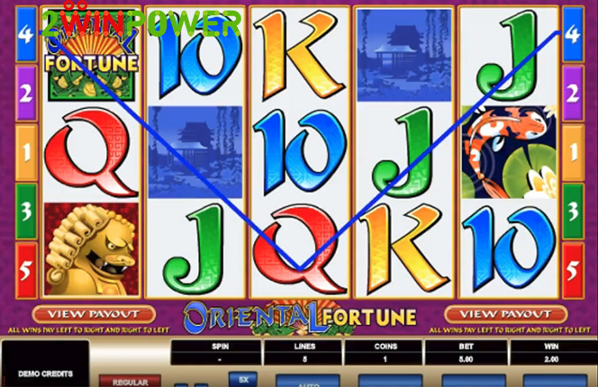 microgaming oriental fortune 15082411606974 image