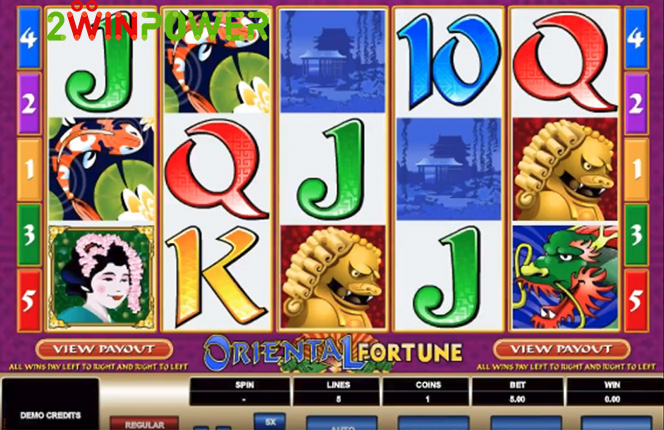 microgaming oriental fortune 1508241160857 image