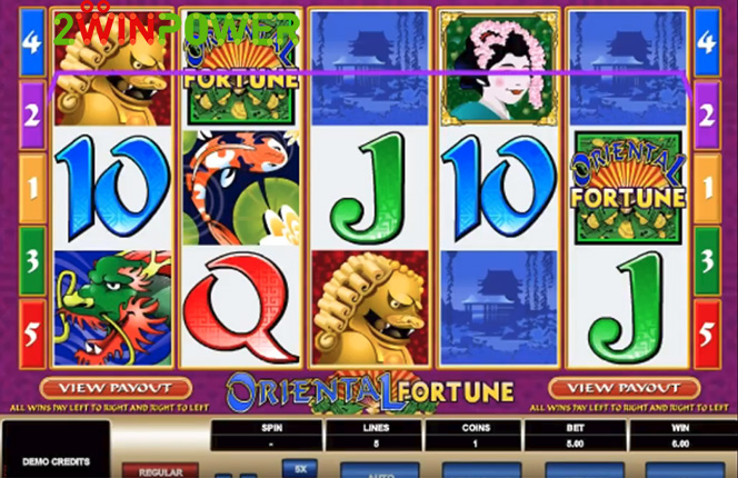 microgaming oriental fortune 15082411610131 image