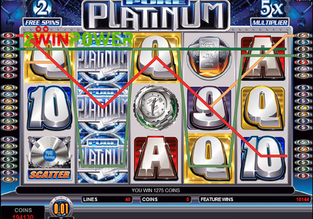 microgaming pure platinum 15082527554421 image