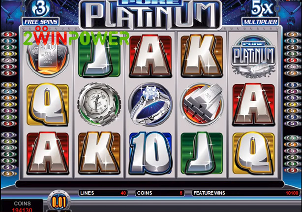 microgaming pure platinum 15082527556079 image