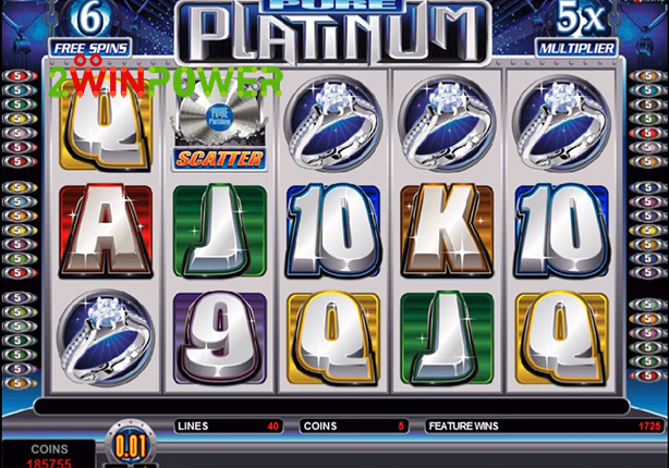 microgaming pure platinum 15082527559271 image