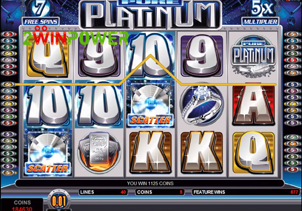 microgaming pure platinum 15082527562591 image
