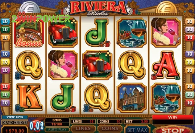 microgaming riviera riches 15073059980629 image